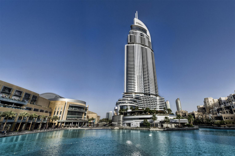 Burj-Khalifa---Burj-Lake-Hotel--The-Address-DownTown-res